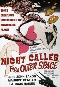 The Night Caller - Poster / Capa / Cartaz - Oficial 1