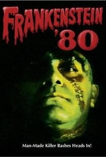 Frankenstein '80 - Poster / Capa / Cartaz - Oficial 1