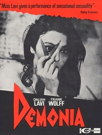 O Demônio - Poster / Capa / Cartaz - Oficial 1