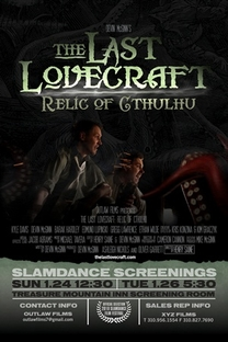 The Last Lovecraft: Relic of Cthulhu - Poster / Capa / Cartaz - Oficial 3