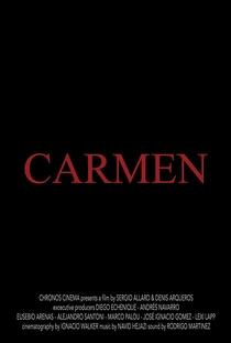 Carmen - Poster / Capa / Cartaz - Oficial 1