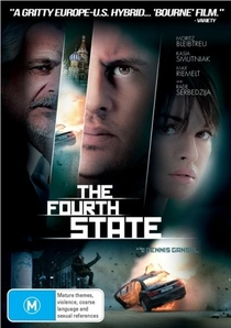 The Fourth State - Poster / Capa / Cartaz - Oficial 4