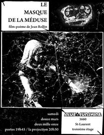 Le masque de la Méduse - Poster / Capa / Cartaz - Oficial 3