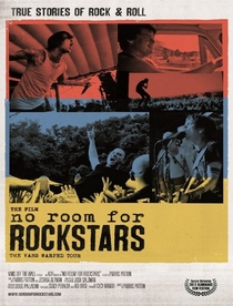 No Room For Rock Stars: Vans Warped Tour - Poster / Capa / Cartaz - Oficial 1