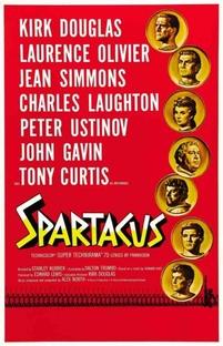 Spartacus - Poster / Capa / Cartaz - Oficial 12