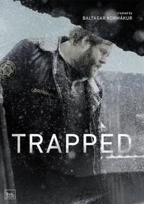 Trapped (1ª temporada) - Poster / Capa / Cartaz - Oficial 1