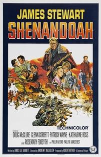 Shenandoah, o Vale Heróico - Poster / Capa / Cartaz - Oficial 1
