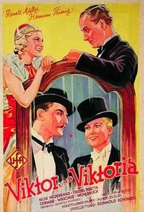 Viktor und Viktoria - Poster / Capa / Cartaz - Oficial 1