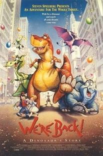 Os Dinossauros Voltaram - Poster / Capa / Cartaz - Oficial 1