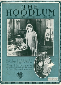 The Hoodlum - Poster / Capa / Cartaz - Oficial 1