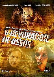 O Devorador de Ossos - Poster / Capa / Cartaz - Oficial 1