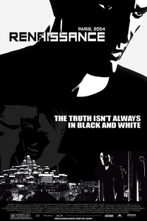Renaissance - Poster / Capa / Cartaz - Oficial 2