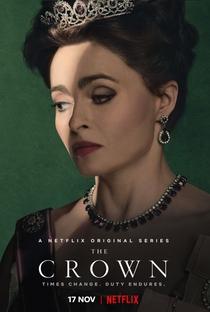 The Crown (3ª Temporada) - Poster / Capa / Cartaz - Oficial 4