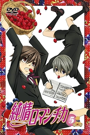 Junjou romantica season 4
