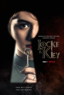 Locke & Key (1ª Temporada) - Poster / Capa / Cartaz - Oficial 7