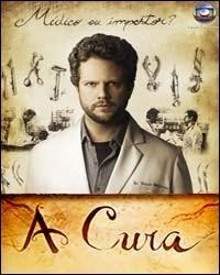 A Cura (1ª Temporada) - Poster / Capa / Cartaz - Oficial 2