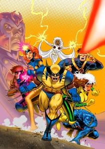 X-Men: A Série Animada (4ª Temporada) - Poster / Capa / Cartaz - Oficial 2