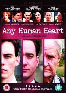 Any Human Heart - Poster / Capa / Cartaz - Oficial 1