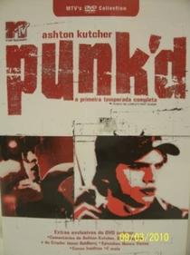 Punk'd - Poster / Capa / Cartaz - Oficial 2