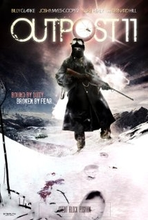 Outpost 11 - Poster / Capa / Cartaz - Oficial 1