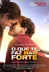 O Que te Faz Mais Forte - Poster / Capa / Cartaz - Oficial 2