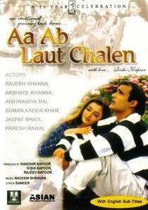 Aa Ab Laut Chalen - Poster / Capa / Cartaz - Oficial 1