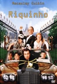 Riquinho - Poster / Capa / Cartaz - Oficial 2