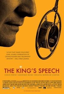 O Discurso do Rei - Poster / Capa / Cartaz - Oficial 1
