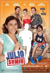 Júlio Sumiu - Poster / Capa / Cartaz - Oficial 1