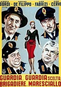 Guardia, Guardia Scelta, Brigadiere E Maresciallo - Poster / Capa / Cartaz - Oficial 2