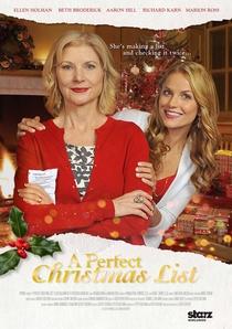 A Perfect Christmas List - Poster / Capa / Cartaz - Oficial 1