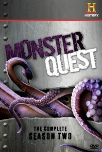 Monster Quest - Poster / Capa / Cartaz - Oficial 2