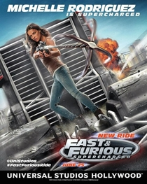 Fast & Furious: Supercharged - Poster / Capa / Cartaz - Oficial 4