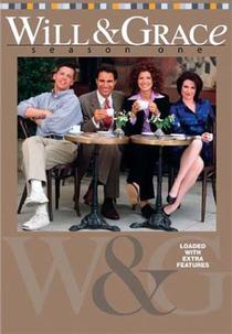 Will & Grace (1ª Temporada) - Poster / Capa / Cartaz - Oficial 1