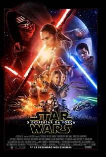 Star Wars, Episódio VII: O Despertar da Força - Poster / Capa / Cartaz - Oficial 1