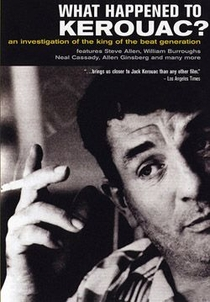 What Happened to Kerouac? - Poster / Capa / Cartaz - Oficial 1