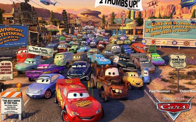 Os Incríveis 2 e Carros 3 vem aí!