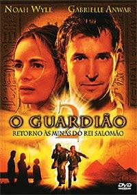 O Guardião 2: Retorno às Minas do Rei Salomão - Poster / Capa / Cartaz - Oficial 2