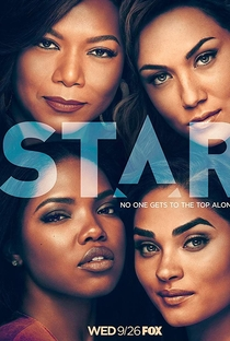 Star (3ª Temporada) - Poster / Capa / Cartaz - Oficial 1