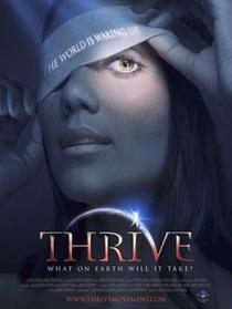 Thrive - Poster / Capa / Cartaz - Oficial 1