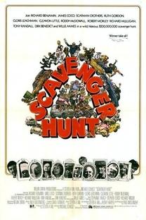 Scavenger Hunt  - Poster / Capa / Cartaz - Oficial 2