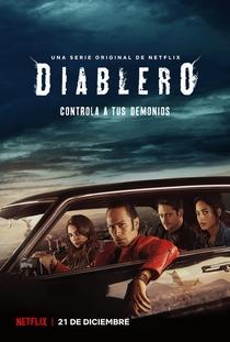 Diablero (1ª Temporada) - Poster / Capa / Cartaz - Oficial 1