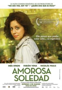 Amorosa Soledad - Poster / Capa / Cartaz - Oficial 3
