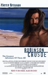 Robinson Crusoé - Poster / Capa / Cartaz - Oficial 3
