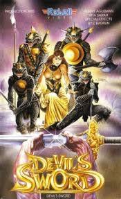 The Devil's Sword - Poster / Capa / Cartaz - Oficial 2