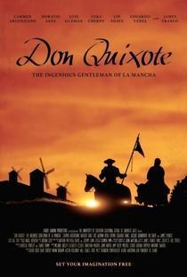 Don Quixote: The Ingenious Gentleman of La Mancha - Poster / Capa / Cartaz - Oficial 1
