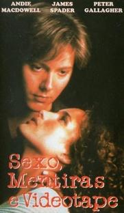Sexo, Mentiras e Videotape - Poster / Capa / Cartaz - Oficial 7