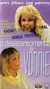 O Desaparecimento de Vonnie - Poster / Capa / Cartaz - Oficial 1