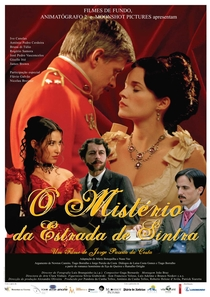 O Mistério da Estrada de Sintra - Poster / Capa / Cartaz - Oficial 2