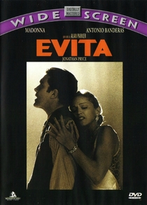 Evita - Poster / Capa / Cartaz - Oficial 8